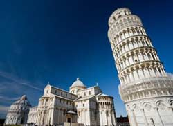 bilutleie Pisa