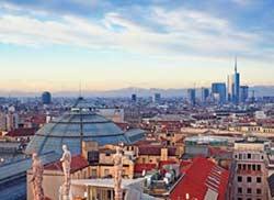 bilutleie Milano