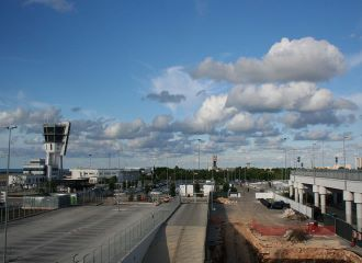 Hyrbil Bari Flygplats
