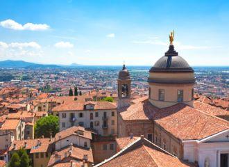 Biludlejning Bergamo