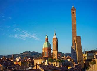 Biludlejning Bologna