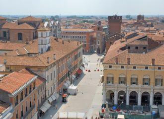 Alquiler de coches Ferrara