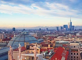 Biludlejning Milano