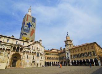 Biludlejning Modena