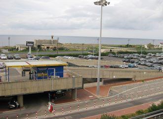 Hyrbil Sicilien Flygplats