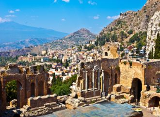 bilutleie Sicilia
