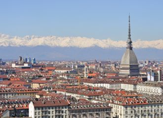 Biludlejning Turin