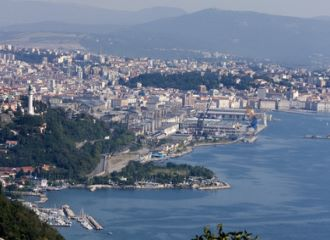 Biludlejning Trieste