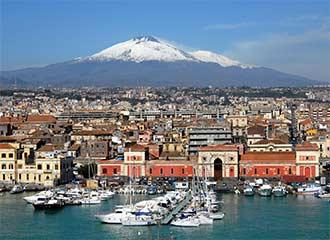 Biludlejning Catania